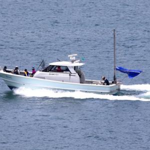 【船舶】大畠瀬戸の小型漁船!