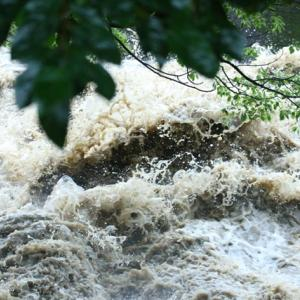 【速報】周南市河川氾濫危険水位超過となる(16:50)