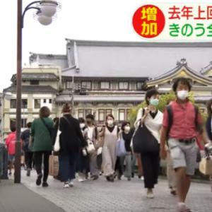 【新型コロナ情報】9月21日新たな感染者 東京都98人、全国312人に、広島県3人、山口県0人