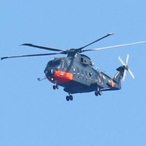 【航空機】海自ヘリCH-101/MCH-101、米海兵隊F/A-18C/Dホーネット戦闘攻撃機