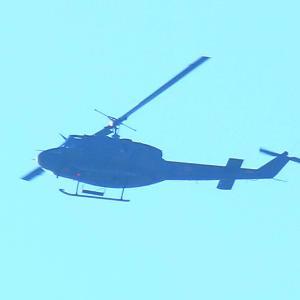 【航空機】陸上自衛隊ヘリ UH-1Jヒューィ