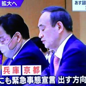 【新型コロナ情報】1月12日新たな感染者国内計4,535人 東京都 970人神奈川906人