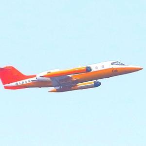 【航空機】海自U-36A訓練支援機