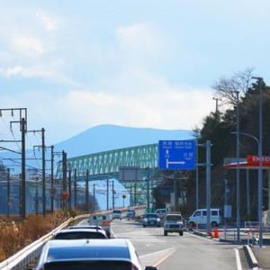 【風景】大畠瀬戸の防予フェリーと大島大橋