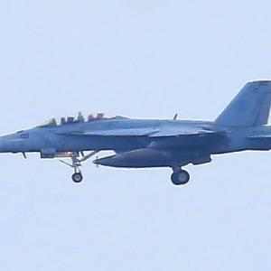 【航空機】今日の戦闘機 F/A-18Dホーネット戦闘攻撃機