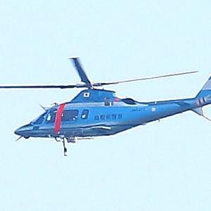 【航空機】アグスタ式A109E型(小型双発機)