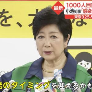 【新型コロナ情報】4月28日新たな感染者 国内計5,789人、東京都925人、大阪1,260人