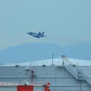 【航空機】F/A-18Eスーパーホーネット戦闘攻撃機 午後からの発進!