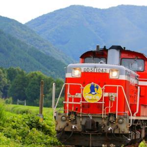 【鉄道写真】DLやまぐち号が宇津根踏切を通る~♪