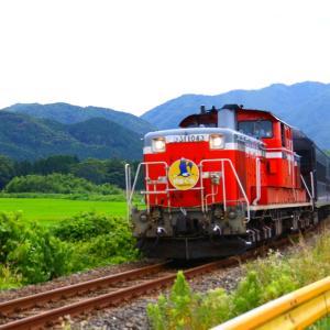 【鉄道写真】DLやまぐち号が行く~♪
