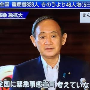 【新型コロナ情報】8月5日新たな感染者 国内計15,263人 東京都5,042人 大坂1,085