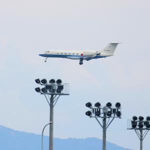 【航空機】海自多用機OP-3C、ドクターヘリ、空自多用途支援機U-4