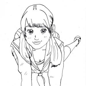 少女漫画かエロ本か