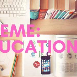 """TOEFL""""教育""""テーマで練習するべき8テーマ"""