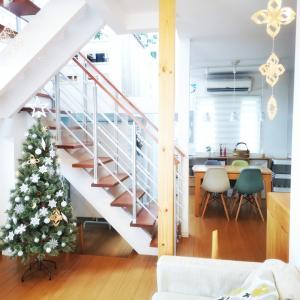 わが家のクリスマスインテリア♪2019