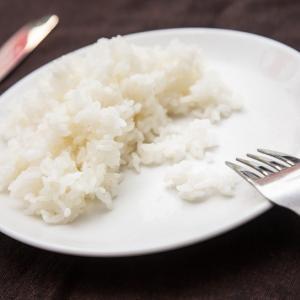 お米・・・食べたい・・・