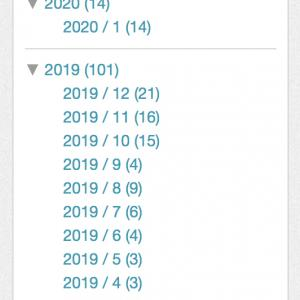 はてなブログに乗り換えて、まずまずの更新頻度!
