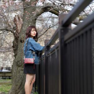 ミニスカートの「せいな」さんはステキでした! ─ KAWAIICollection 関西 大阪城公園 3月 ─