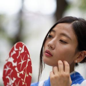 浴衣のmaoさん! ─ 2019.9.28 大阪 梅田周辺 ─
