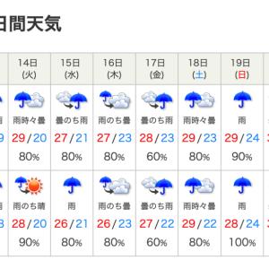 10日間の天気予報、刻々と変わる!─ tenki.jp ─
