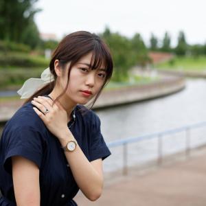 ちささんに会ってきました!その1 ─ 環水公園 2020.7.22 富山県撮影会 ─