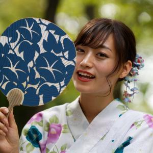浴衣 のんさん!─ その5 大阪 中津公園 ─