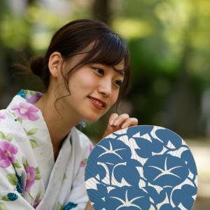 浴衣 のんさん!その17 ─ 2019.9.28 大阪 中津公園 ─