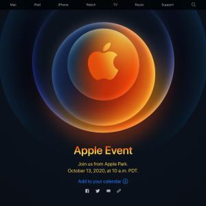 Apple Eventまで、あと5時間!