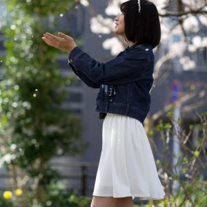 COCOROちゃん その20 ─ 桜よ咲いてよ咲いて咲いてお散歩撮影会2021 ─