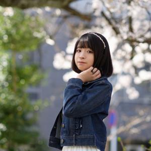 COCOROちゃん その26 ─ 桜よ咲いてよ咲いて咲いてお散歩撮影会2021 ─