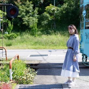 AYAKAさん!その9 ─ 石川・富山美少女図鑑 撮影会 海王丸パーク周辺 ─
