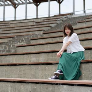 NARUHAさん! その1 ─ 石川・富山美少女図鑑 撮影会 2021.6.20 富岩運河環水公園 ─