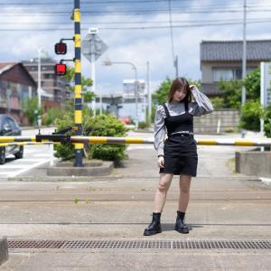 NARUHAさん!その9 ─ 石川・富山美少女図鑑 撮影会 海王丸パーク周辺 ─