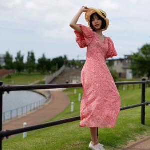 MANAさん! その4 ─ 石川・富山美少女図鑑 撮影会 2021.6.20 富岩運河環水公園 ─