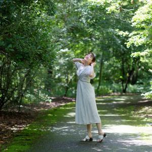 柚奈あやかさん その6 ─ 北陸モデルコレクション 2021.7.3 富山県中央植物園 ─