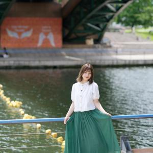 NARUHAさん! その10 ─ 石川・富山美少女図鑑 撮影会 2021.6.20 富岩運河環水公園 ─
