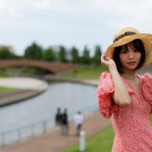 MANAさん! その5 ─ 石川・富山美少女図鑑 撮影会 2021.6.20 富岩運河環水公園 ─