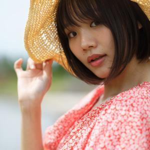 MANAさん! その7 ─ 石川・富山美少女図鑑 撮影会 2021.6.20 富岩運河環水公園 ─