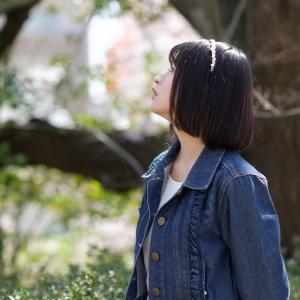COCOROちゃん その47 ─ 桜よ咲いてよ咲いて咲いてお散歩撮影会2021 ─
