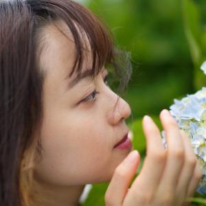 あやかさん その2 ─ 北陸モデルコレクション 2021.6.6 富山市緑化植物公園 ─