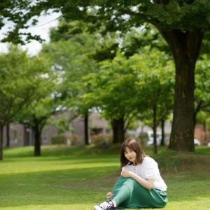 NARUHAさん! その13 ─ 石川・富山美少女図鑑 撮影会 2021.6.20 富岩運河環水公園 ─