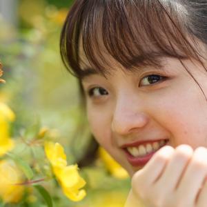 あやかさん その5 ─ 北陸モデルコレクション 2021.6.6 富山市緑化植物公園 ─