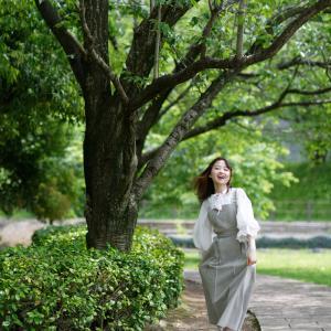 あやかさん その10 ─ 北陸モデルコレクション 2021.6.6 富山市緑化植物公園 ─