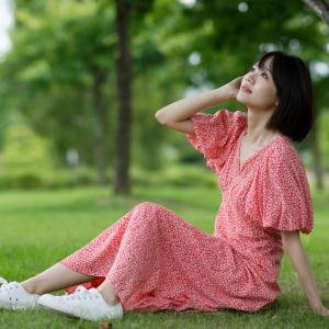 MANAさん! その9 ─ 石川・富山美少女図鑑 撮影会 2021.6.20 富岩運河環水公園 ─