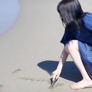 なるはさん その176 ─ 2021.8.29 八重津浜 ─