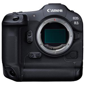Canon EOS R3のアナウンスがありましたが…。