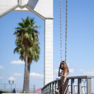 夏の思い出!ninaさん その15 ─ 関西モデルプレス撮影会 2019.9.8 神戸ハーバーランド ─