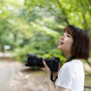 カメラ女子 あやかさん その7 ─ 北陸モデルコレクション 2021.9.12 北代緑地 ─