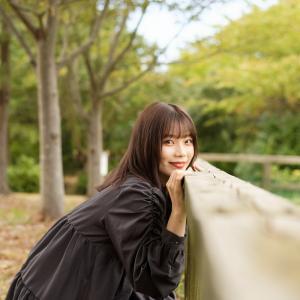 カメラ女子 なるはさん その9 ─ 北陸モデルコレクション 2021.9.12 北代緑地 ─