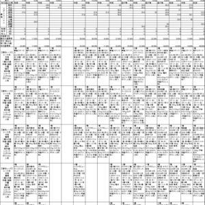 6月20日阪神競馬AI予想